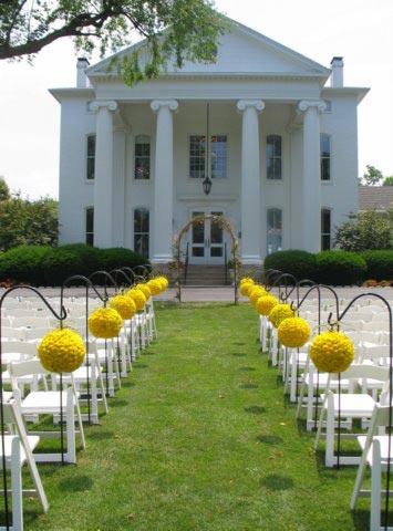 Mansion Wedding Photos