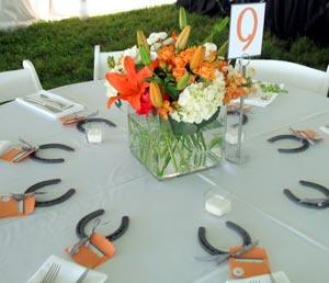 Woodford Wedding - Bel Air Florist - Versailles, KY
